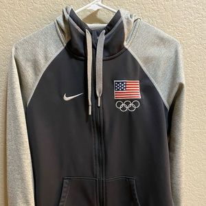 Nike Team USA Therma-Fit Jacket